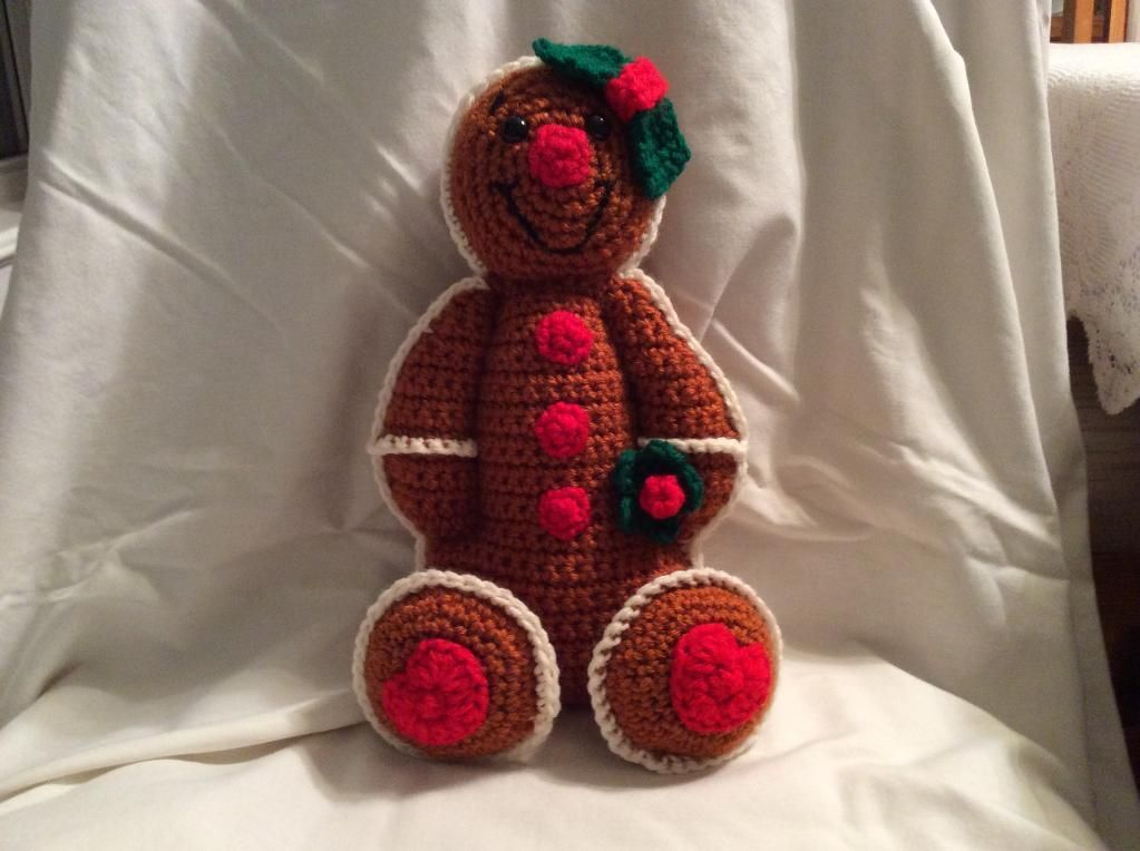 Looking for your next project? You\'re going to love Gingerbread man ...