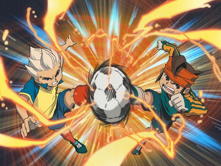 Inazuma eleven gouenji endou inazuma eleven pinterest animation anim and dessin anim - Dessin anime de inazuma eleven ...