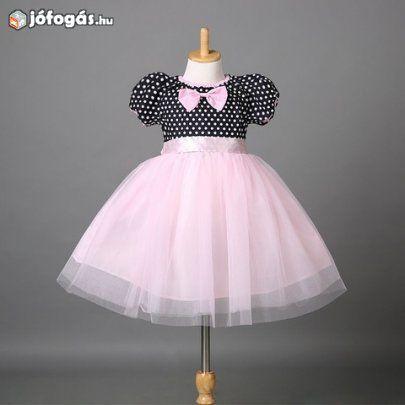 Gönyörű kislány alkalmi ruha báli ruha hercegnő ruha több méret ... 4206a8f0c1