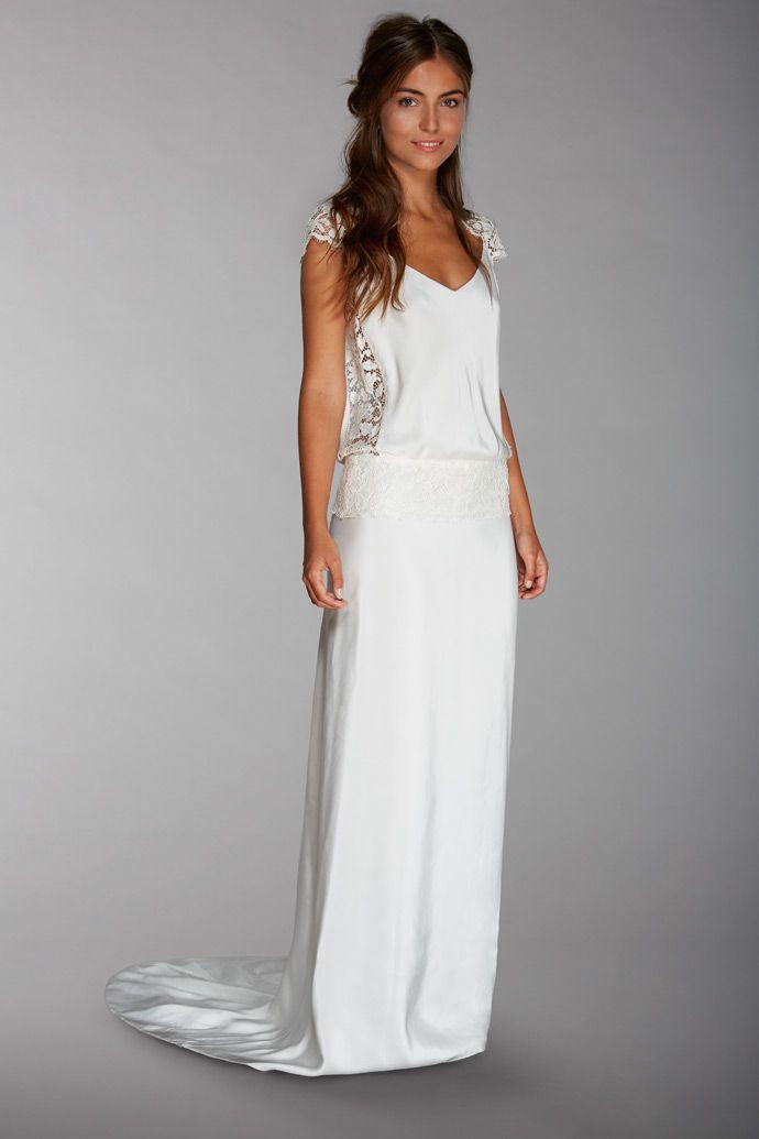 Robes de mariée - Fabienne Alagama - Collection 2016   Vestidos ...