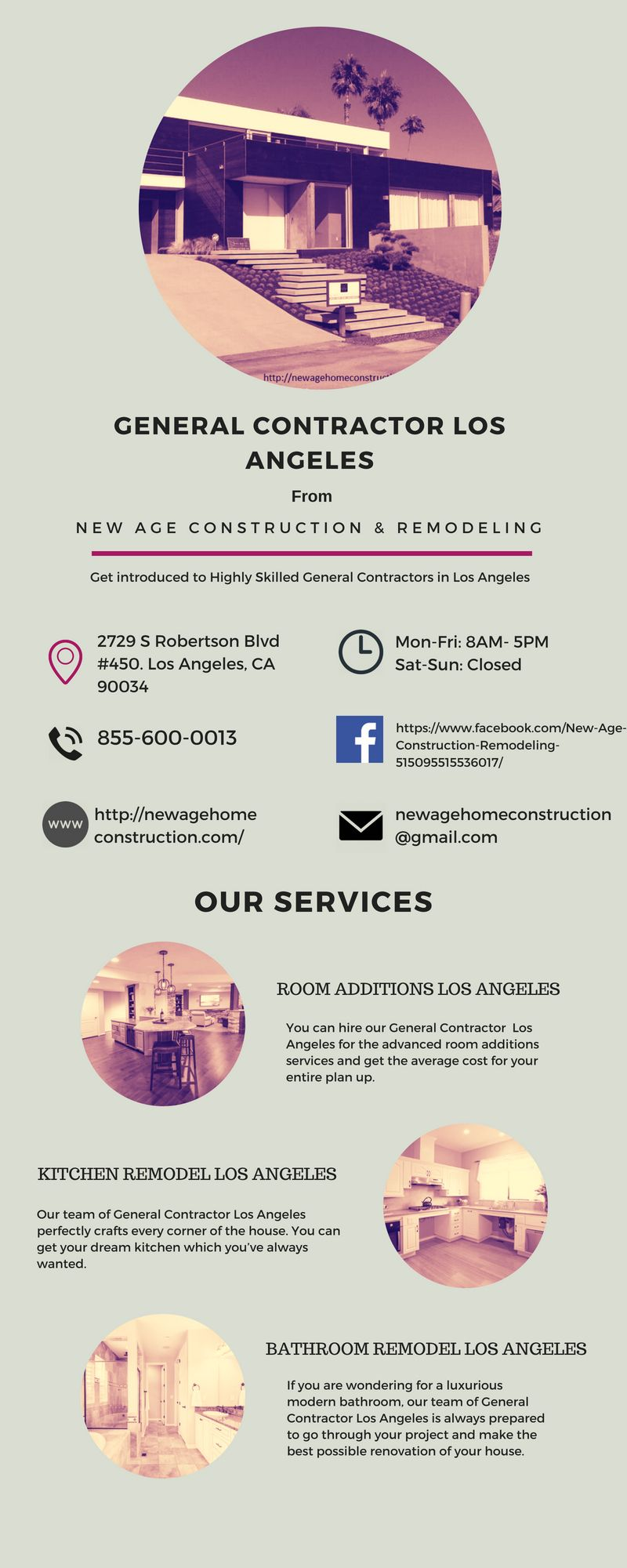 Get Introduced To The General Contractor Los Angeles Of New Age - General contractor los angeles ca