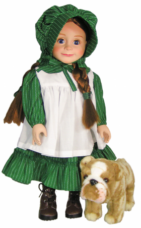 Have You Pre Ordered The Official Laura Ingalls Doll Yet