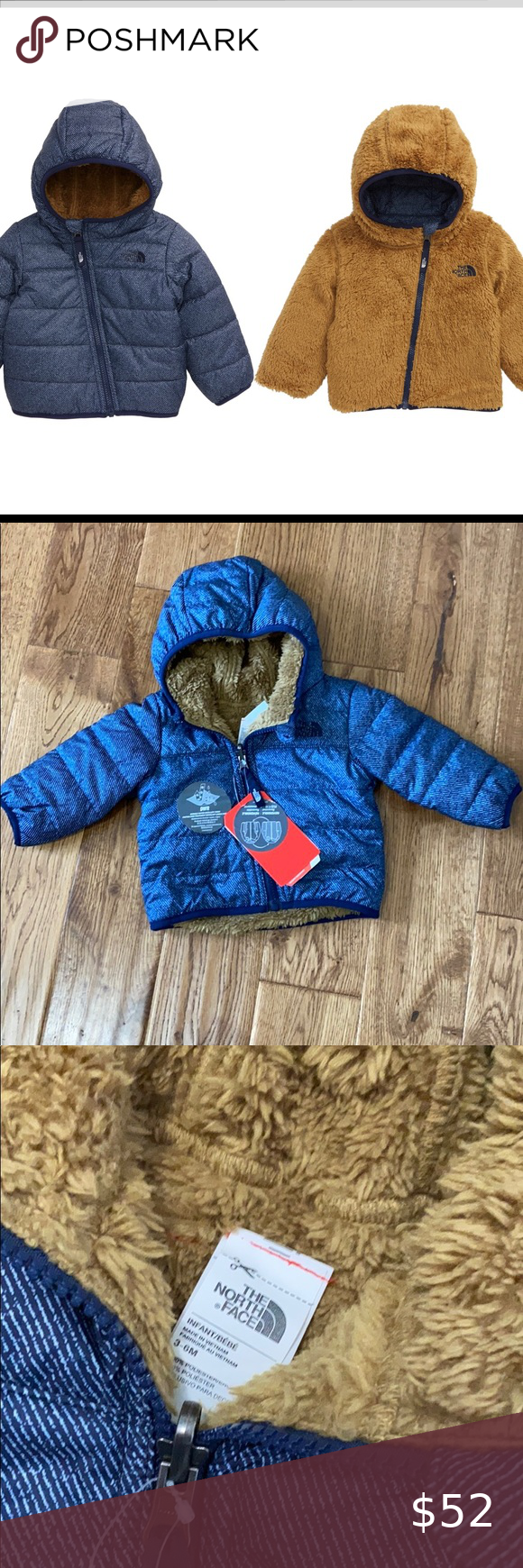 Nwt Baby Boys The North Face My Chimborazo Jacket New The North Face Baby Infant Boys Coat Jacket Parka Mount Chimborazo Reve The North Face Baby Boy Boys Coat [ 1740 x 580 Pixel ]