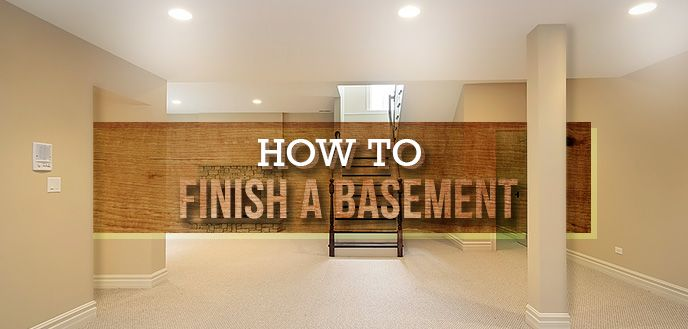 How To Finish Your Basement From Floor To Ceiling Cheap