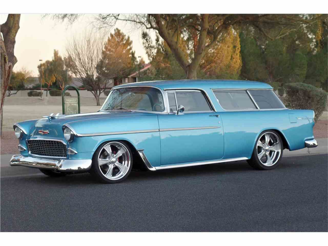 1955 Chevrolet Nomad For Sale Listing Id Cc 1069148