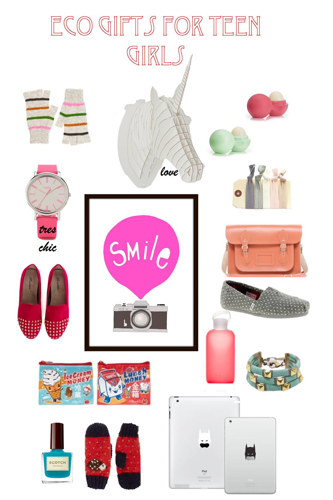 Best Ever Christmas Gift Ideas for Teenage Girls ... |Christmas Stuff For Teen Girl