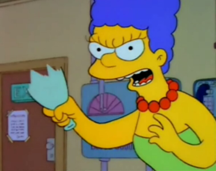 Dan. on Twitter in 2020 | Simpsons meme, Cartoon memes ...