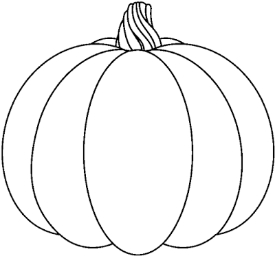 Pumpkin Clip Art Pumpkin Coloring Pages Pumpkin Printable Fall Coloring Pages