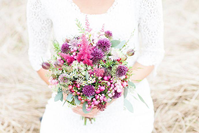 Brautstrausse Fur Den Spatsommer Blumendeko Pinterest Hochzeit