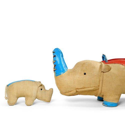 renate m ller rhinos therapeutisches spielzeug sonneberg c 1965 ddr design gdr. Black Bedroom Furniture Sets. Home Design Ideas