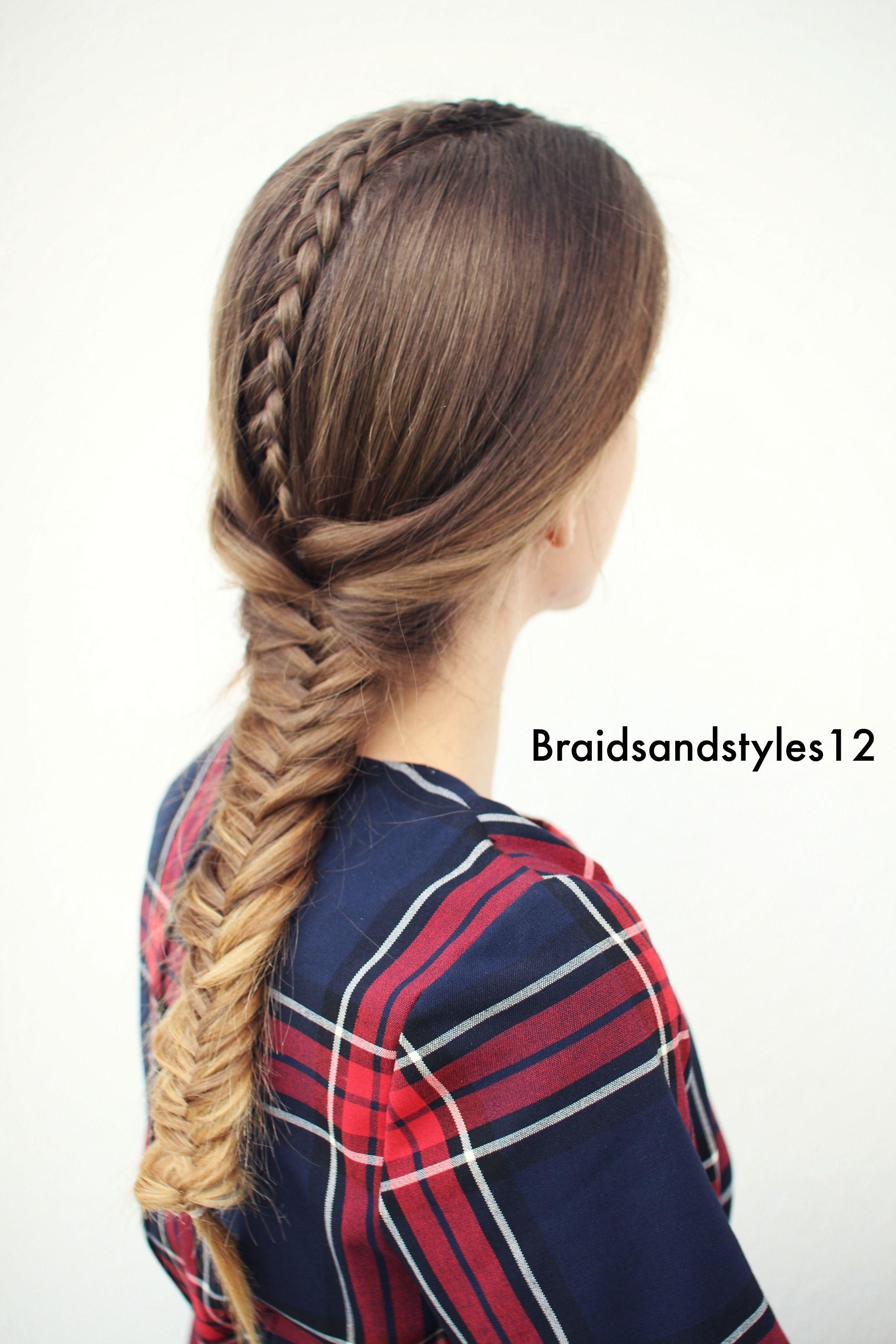 Braidsandstyles12   Hair styles, Braided hairstyles, Diy hairstyles