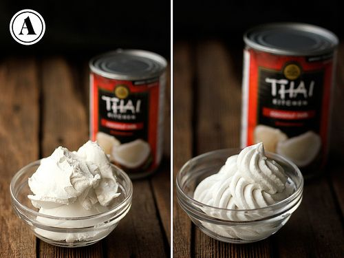 How To Make Whipped Coconut Cream Food Coconut Whipped Cream Healthy Desserts