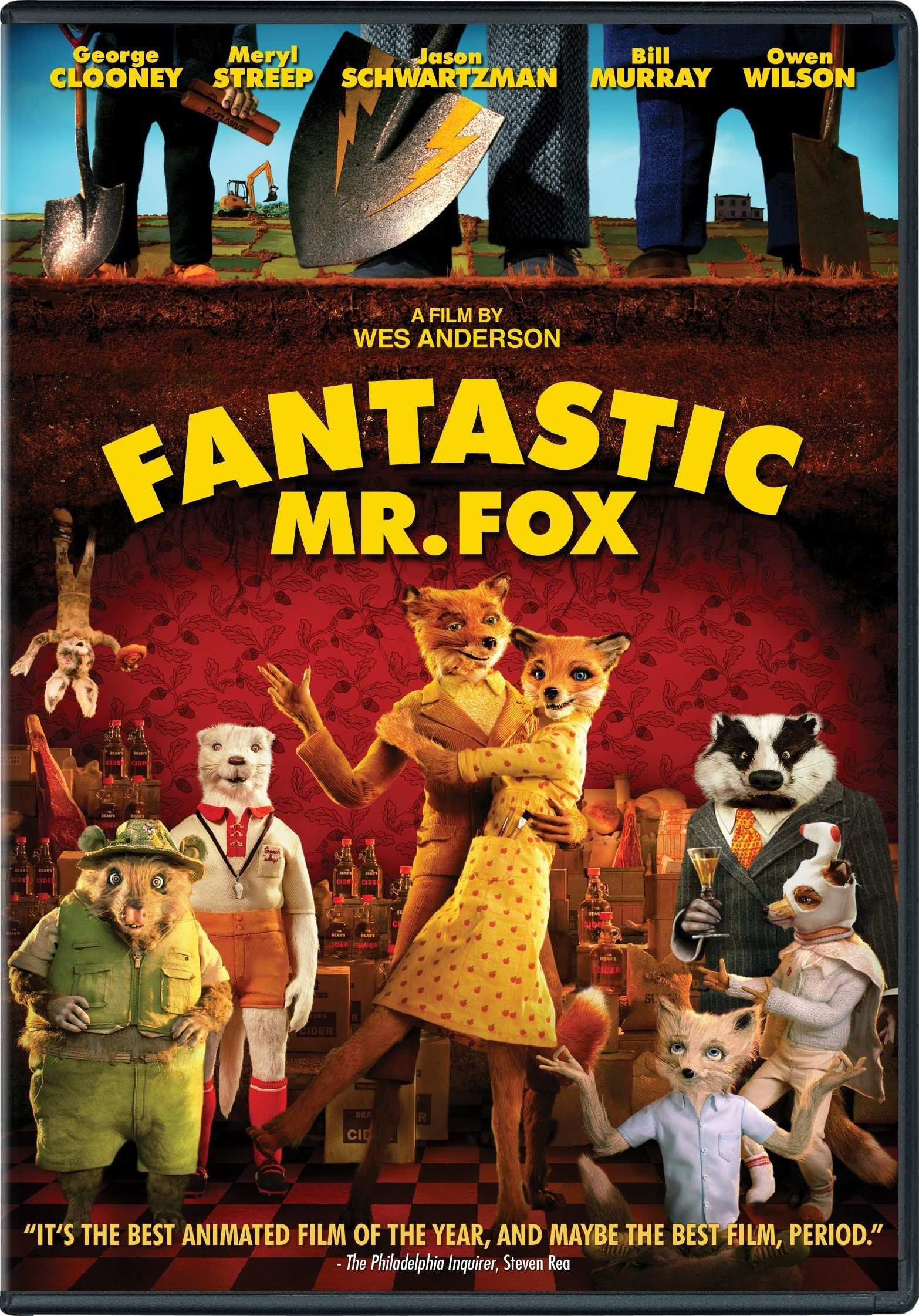 fantastic mr fox movie