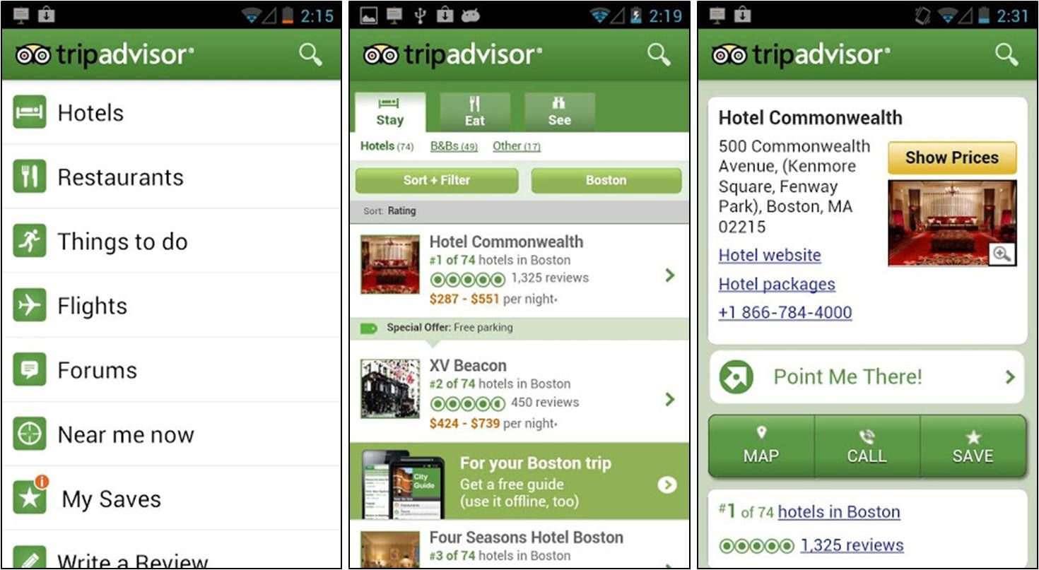 Trip Advisor Download
