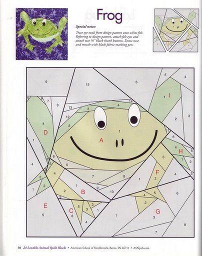 Paper piecing 4 - rosotali roso - Веб-альбомы Picasa