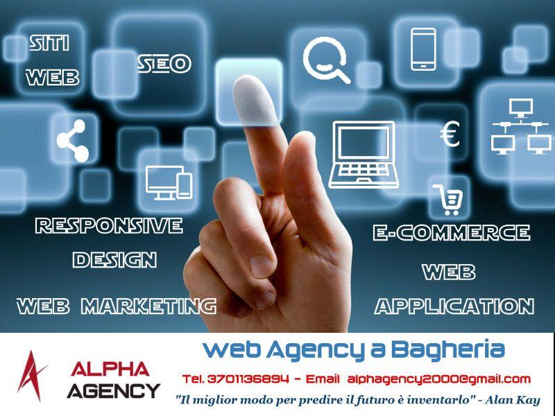 Alpha Agency Servizi Per Il Web E La Grafica A Bagheria Il