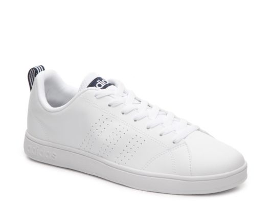 Men's adidas NEO Advantage Clean VS Sneaker White