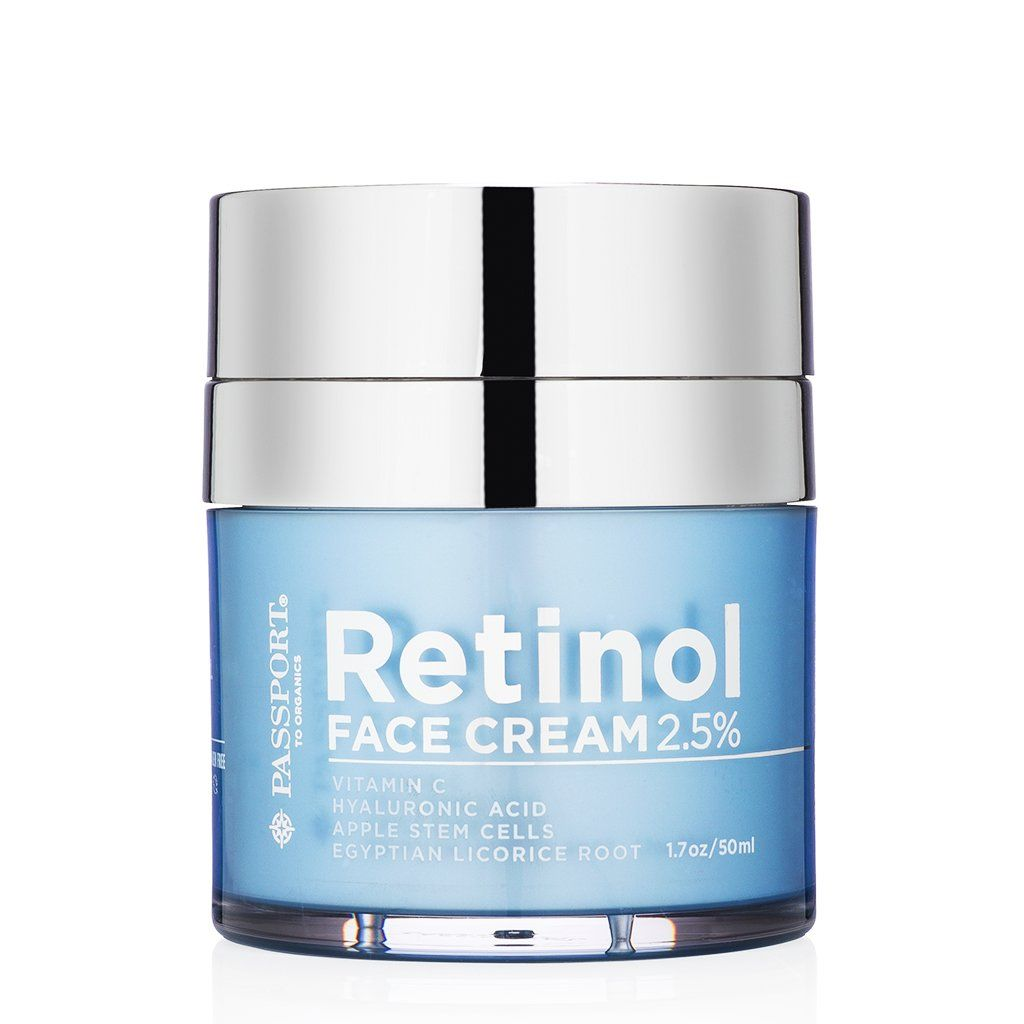 Retinol 2 5 High Strength Face Cream Face Cream Retinol Cream Homemade Wrinkle Cream