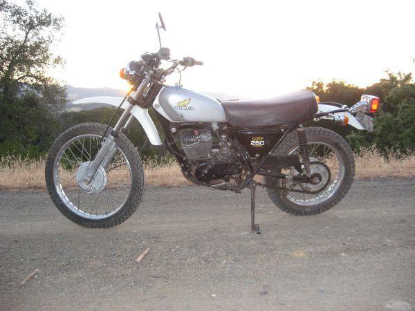 I'll take this one! Honda Elsinore 250   Motorbikes, Bike ...