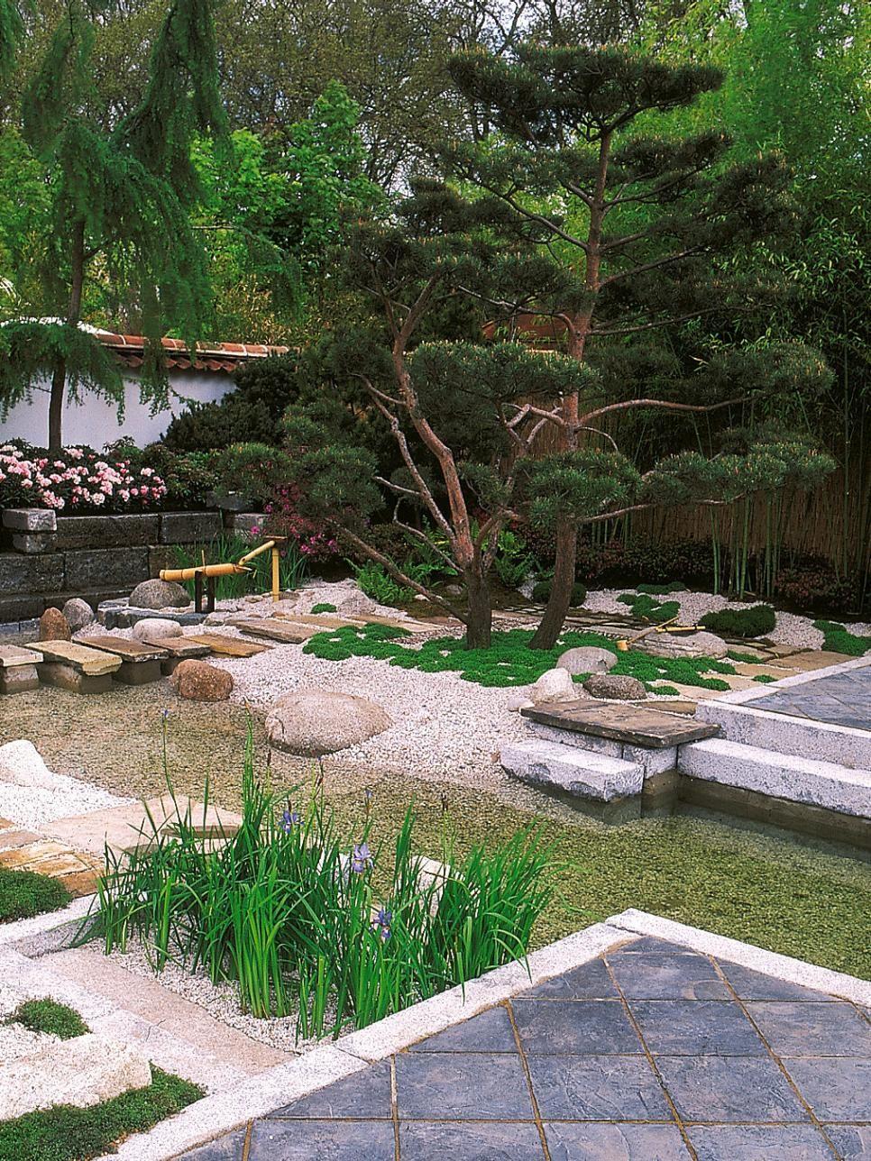 Garden Design - The Spiritual Garden | Asian garden, Garden pictures ...