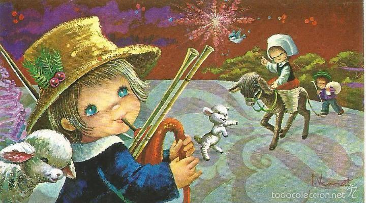 Postales navidad tarjetas de navidad con divertidos - Postales navidenas bonitas ...