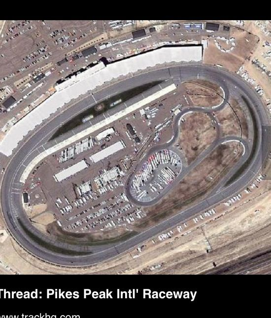 Race Tracks & Roadways