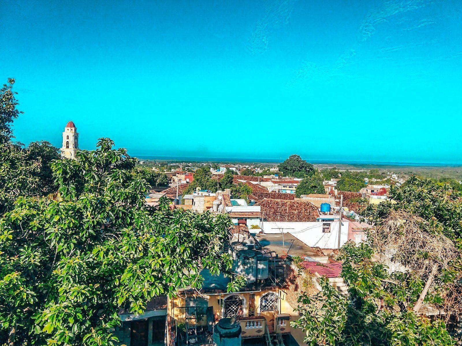 Trinidad landscape in Cuba. #cubatravel