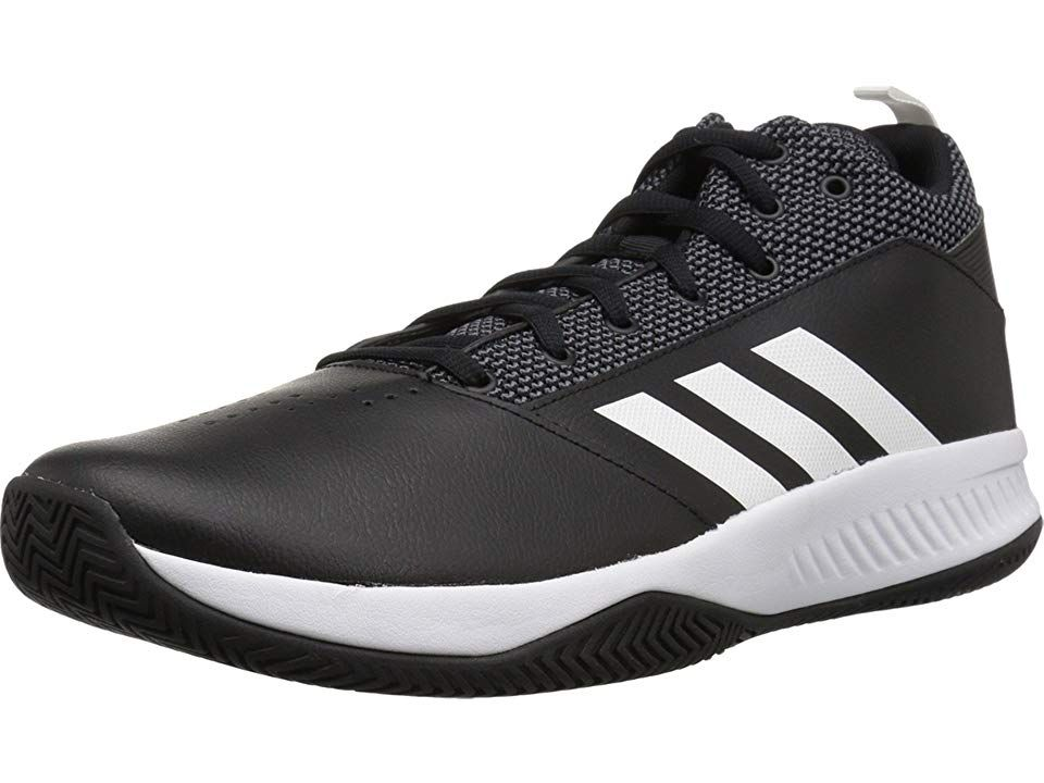 best loved e7680 882d4 adidas CF Ilation 2.0 Mens Lace up casual Shoes BlackWhiteGrey Five
