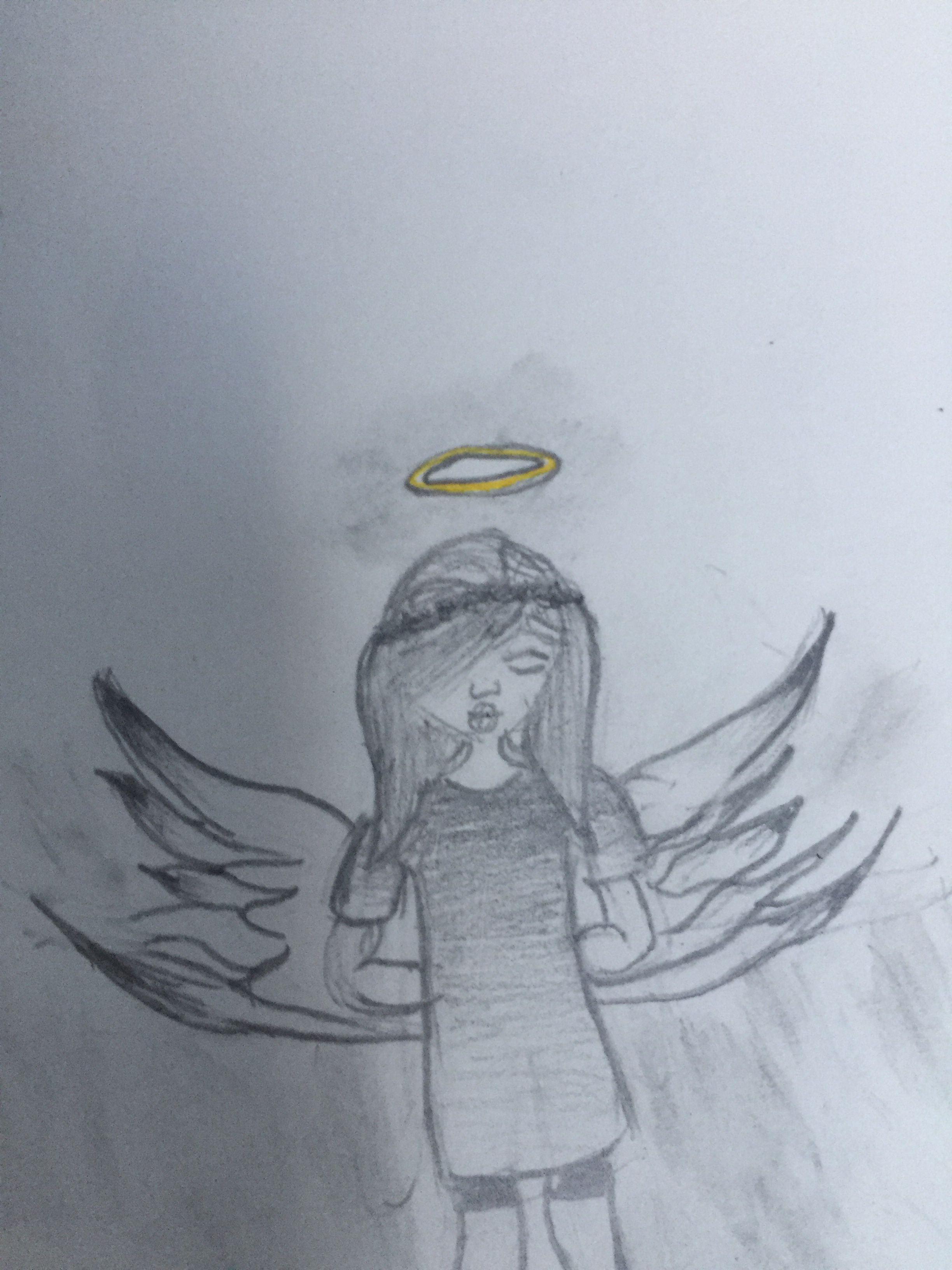 Just Draw Because I Was Bored And It S Some Inspiration For Better