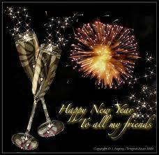 happy new year everyone i hope this new year brings you all happiness and love
