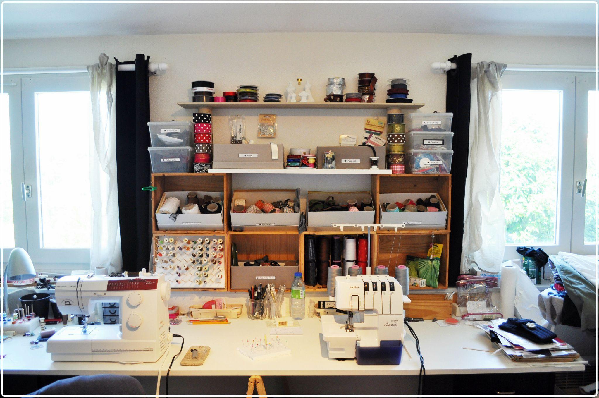 rangement d 39 atelier et petites astuces my cr ative life de mother secrets d 39 ateliers. Black Bedroom Furniture Sets. Home Design Ideas