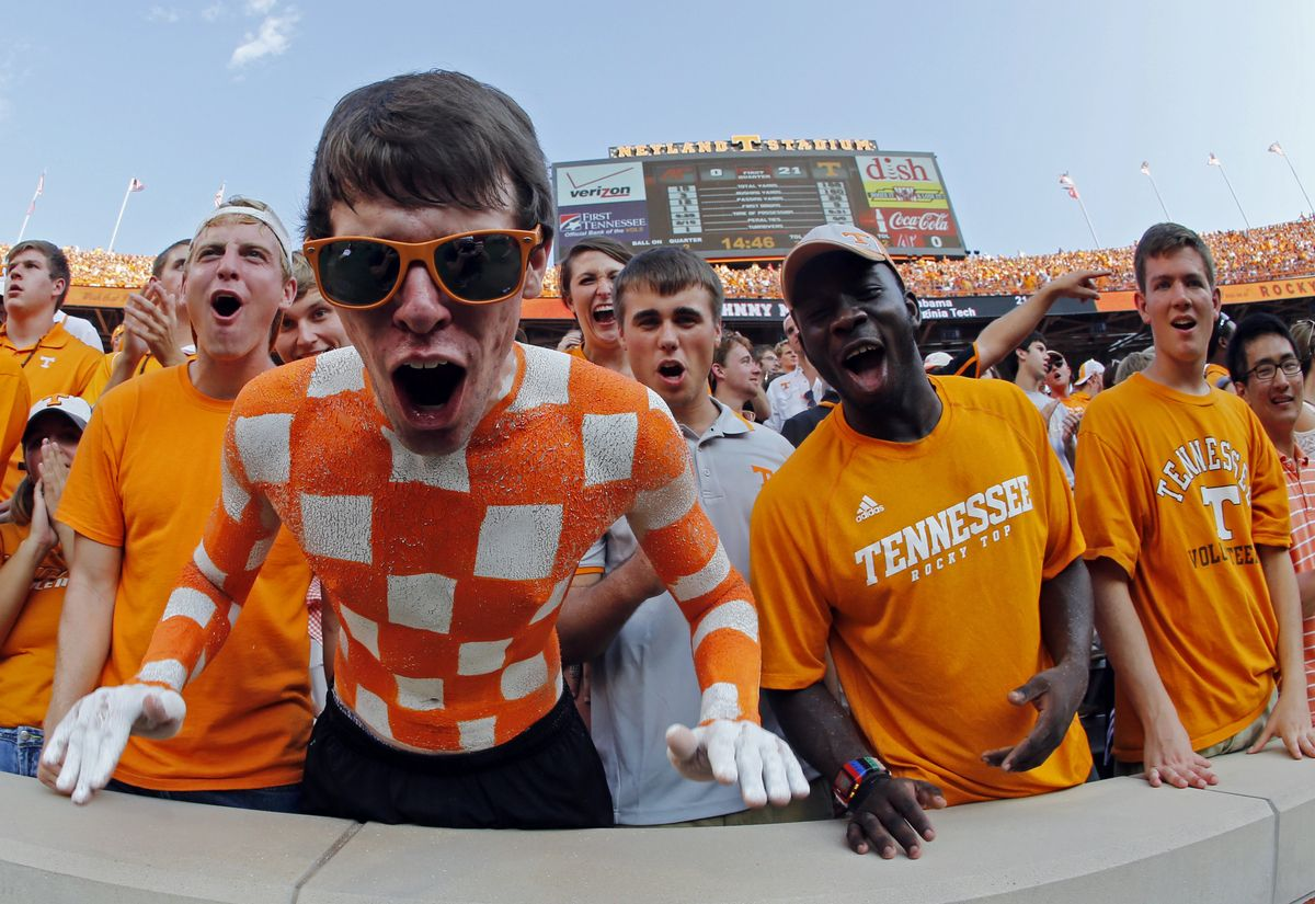 Tennessee Volunteers Fans! #Tennessee #VOLS #College ...