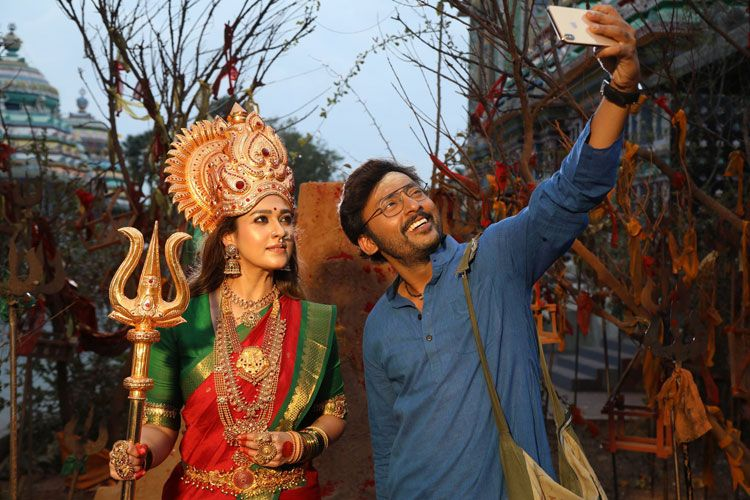 Mookuthi Amman 2 Is Definite Rj Balaji Tamil Movies Beautiful Wedding Makeup Amman