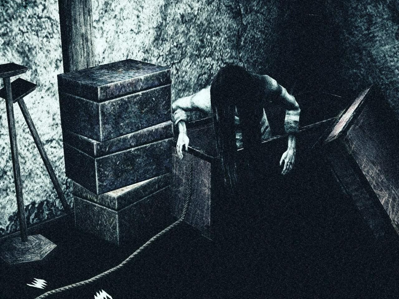 fatal frame ghosts - Google Search | Ghost Project | Pinterest