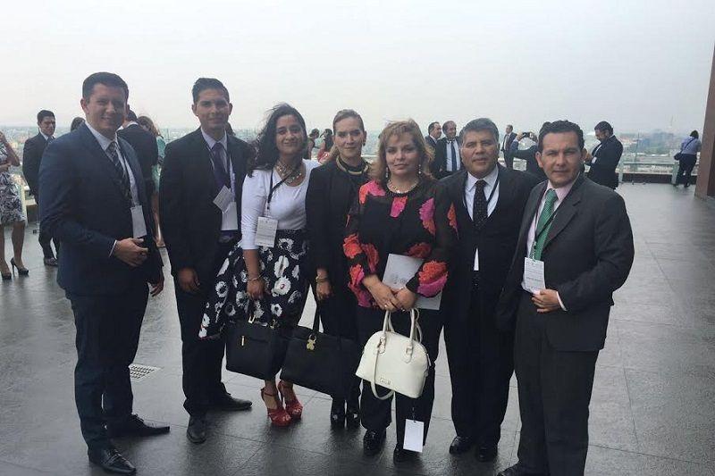 La presidenta de la CEEAV participa en la XII Reunión Nacional de Órganos Implementadores del Nuevo Sistema de Justicia en México, realizada en las instalaciones del Tribunal de Justicia de ...