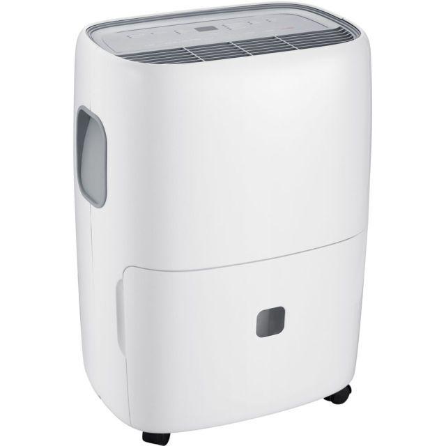 Tcl Dea45e White 45 Pint Dehumidifier 24 Hour Time Bedroom Living Room Basement Lovely Things