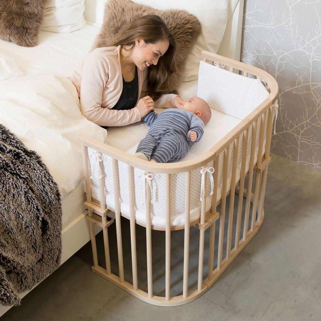 Babybay Beistellbett Maxi 89x51 Cm Online Kaufen Baby Walz In 2020 Babybay Beistellbett Beistellbett Zwillinge Babyzimmer