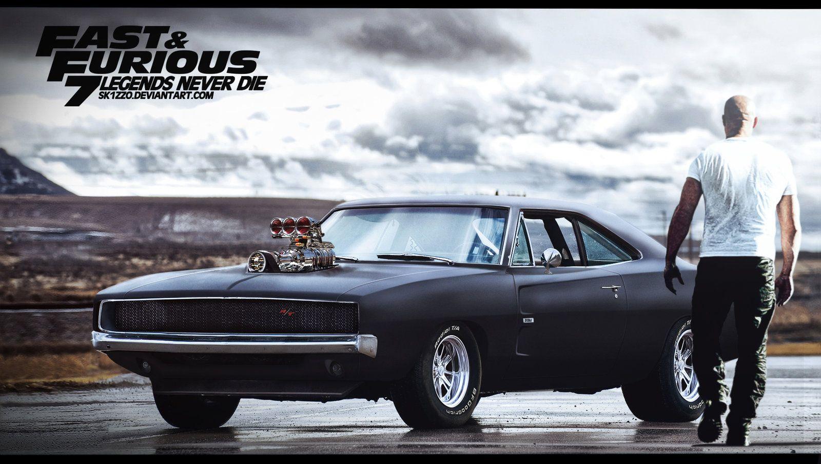 Fast And Furious 7 Wallpapers Filmes De Carros Carros Velozes E