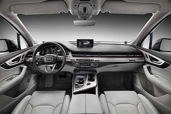 2018 2019 Audi Q7 Audi Q7 Interior Audi Q7 Audi Q7 Price