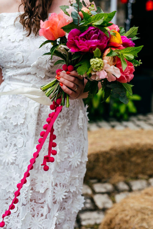 Quaint & Intimate Rustic Seaside Windmill Wedding