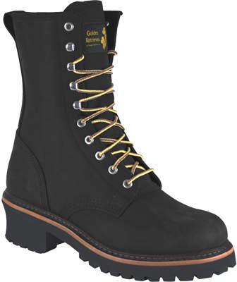 Golden Retriever Footwear 09080 Boots Steel Toe Work Shoes