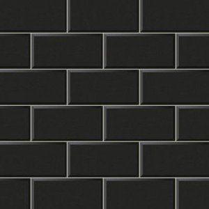 Black Brick Tiles Google Search