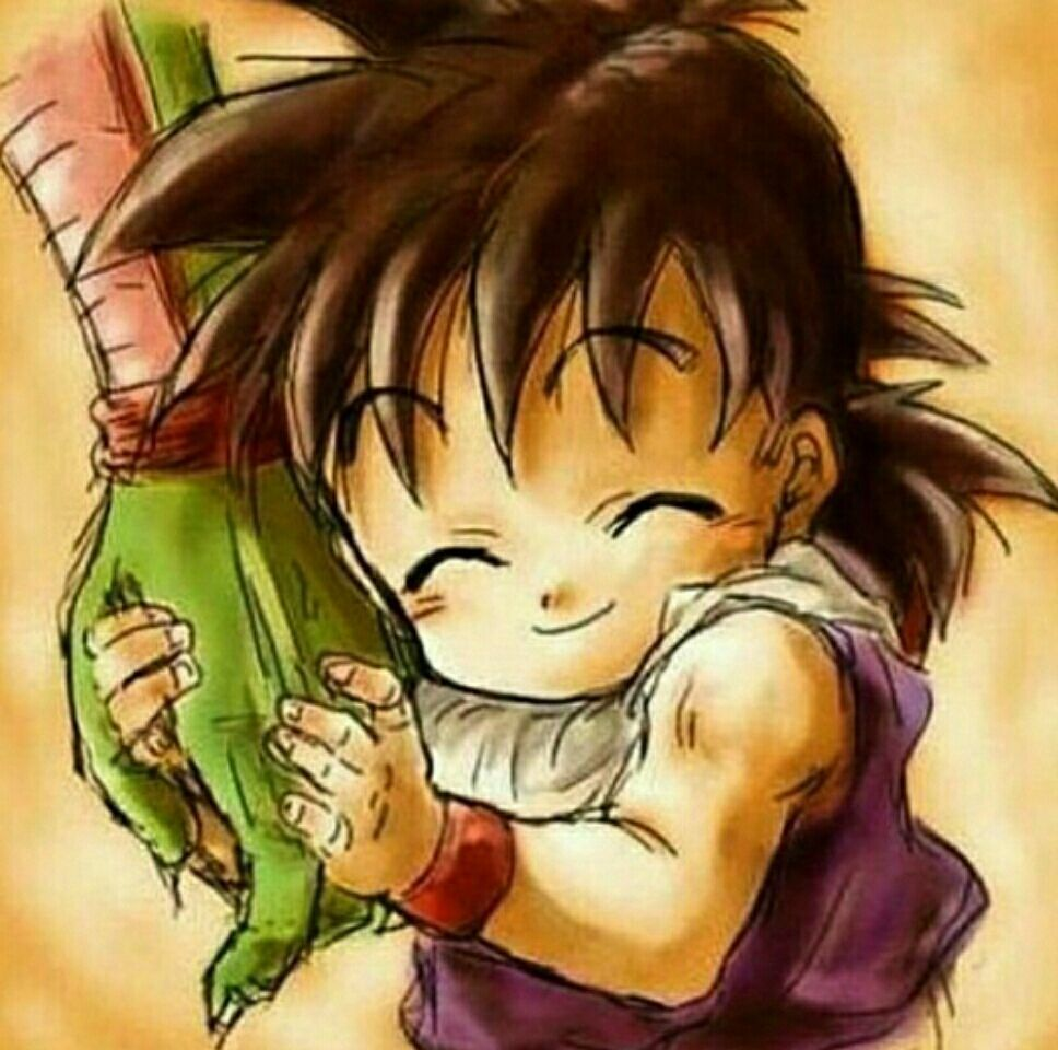 Imagenes Piccohan Piccolo X Gohan Completa Dragon Ball Dragon Ball Z Cute Dragons