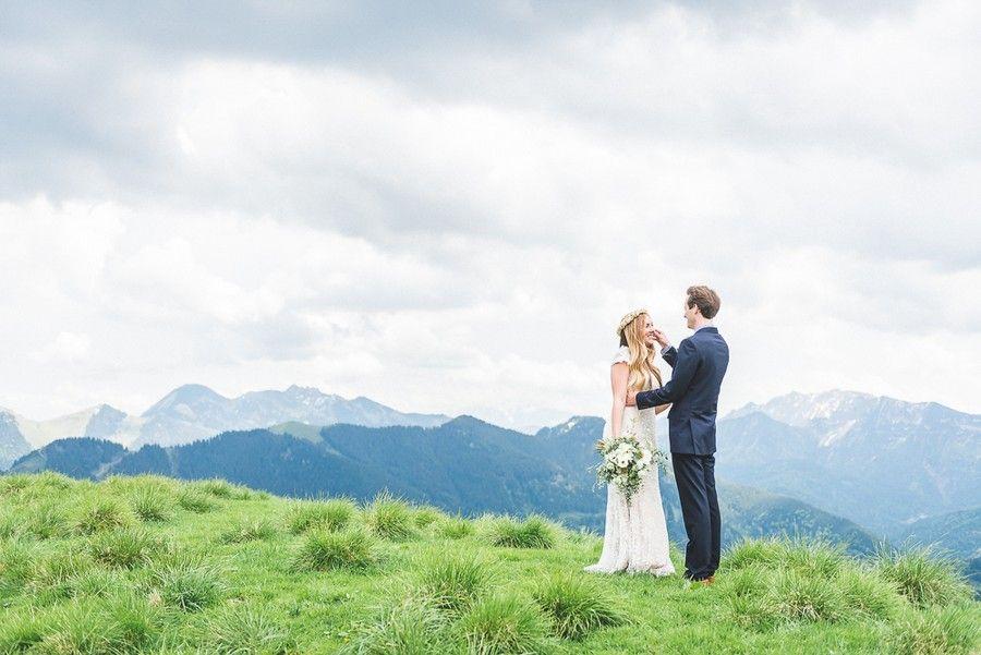 Elopement Alm Tegernsee Alpen Natur Freie Trauung Hochzeit Berg 43 Elopement Hochzeitsbilder Trauung