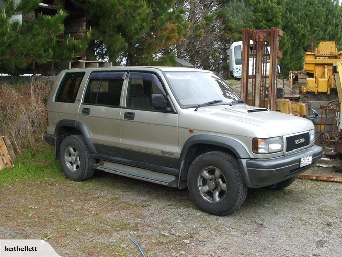 Isuzu Bighorn 1992 Isuzu Motors Trooper Used Cars