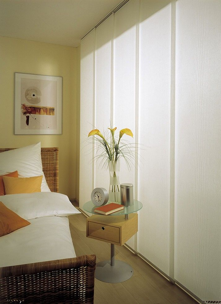 Pannelli scorrevoli pannelli stile giapponese idee per for Cortinas de habitacion modernas
