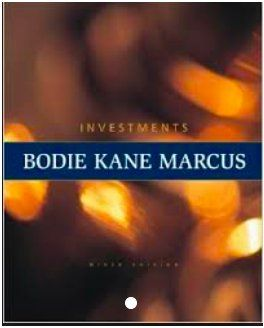 Pdf financial economics bodie