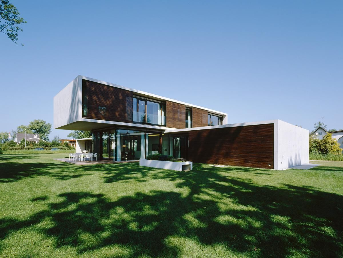 House LK / Dietrich   Vienna, Architecture and House