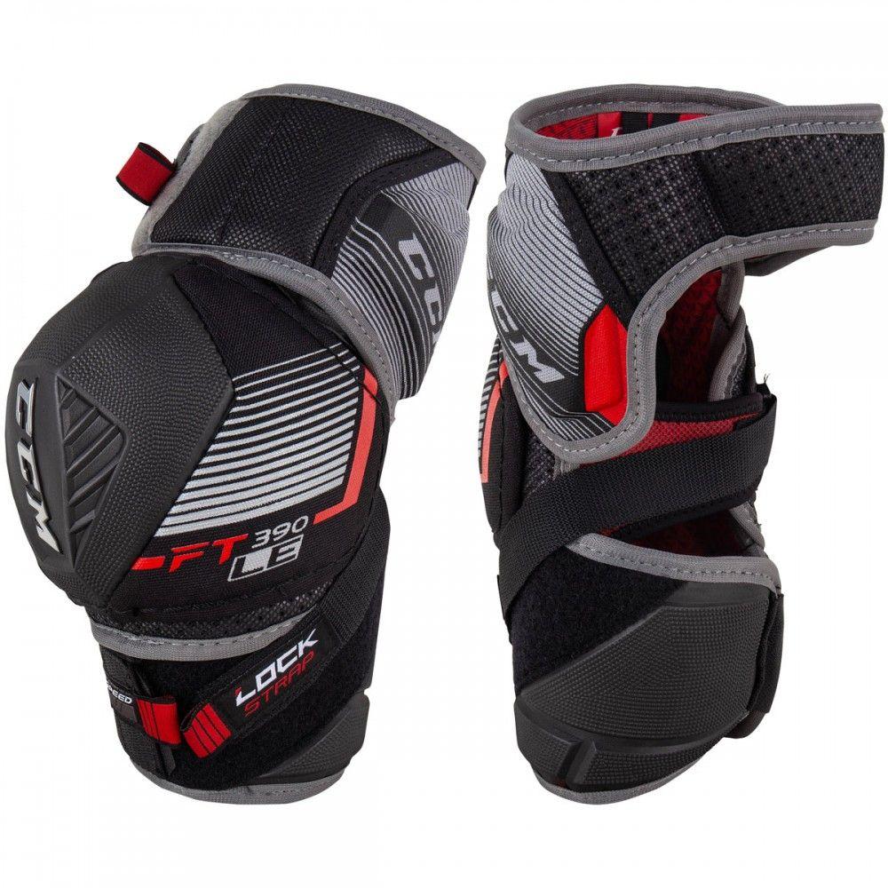 Ccm Jetspeed Ft390 Le Senior Hockey Elbow Pads Hockey Elbow Pads Elbow Pads Body Fit