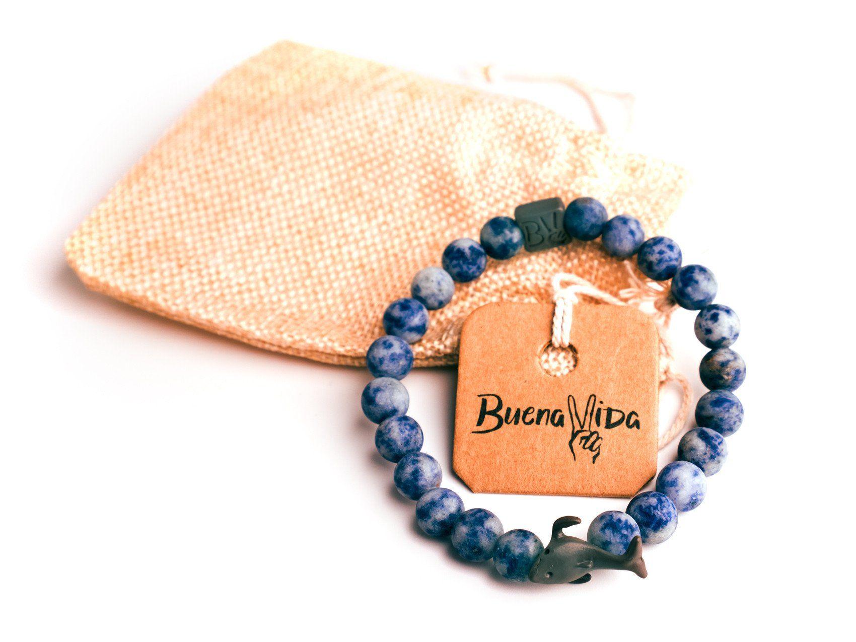 bbb3bc821efc4 June Edition: Whale Bracelet unisex beaded my buena vida bracelet ...